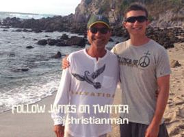 Follow James Christianman